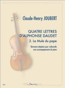 Quatre lettres d'Alphonse Daudet 2. La Mule du pape