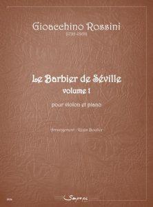 Le Barbier de Séville volume 1