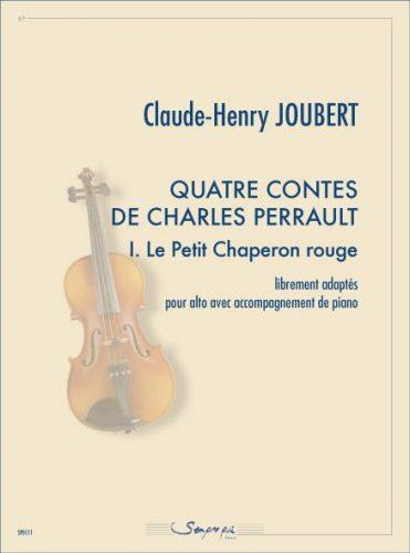 Quatre contes de Charles Perrault 1. Le Petit Chaperon rouge