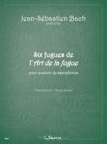 Six Fugues de l'Art de la fugue