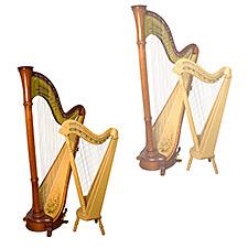 2-3 Harpes et plus