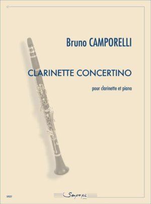 Clarinette concertino