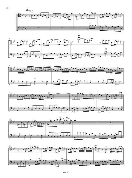 Sonate opus 1 n8 HWV 366