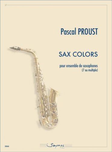Sax colors