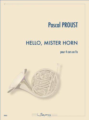 Hello, Mister Horn