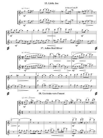 Swing Flûte