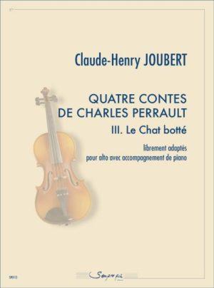 Quatre contes de Charles Perrault 3. Le Chat botté