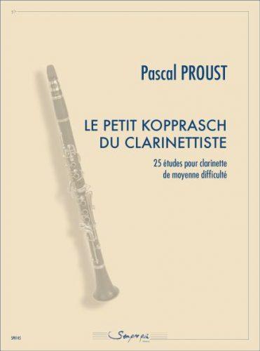 Le Petit Kopprasch du clarinettiste