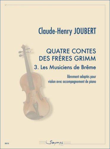 Quatre contes des frères Grimm 3. Les Musiciens de Brême