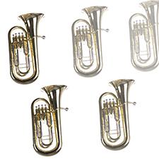 2-3 Tubas/Euphoniums/Saxhorns et plus