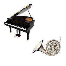 Cor et piano
