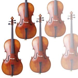 2-3 Violoncelles et plus
